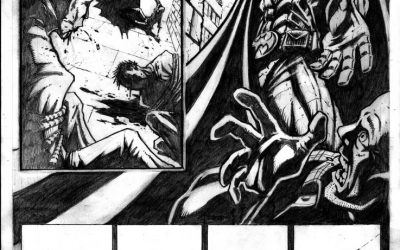 Batman Jeckyll & Hyde pg 1