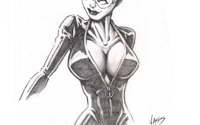 catwoman_sketch
